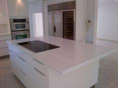 Kitchen Countertops, Kitchen Islands, Kitchen Ideas, Miami, Quartz, Kitchen  Counters, Backsplash