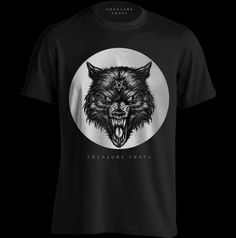 WEREWOLF WITCHCRAFT Shirt | Creature Craft Co. | Howl at the moon:  http://creaturecraft.co/collections/mens-tees/products/werewolf-witchcraft-mens-tee