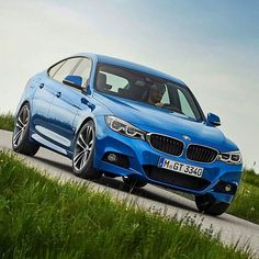 Tackle driving pleasure from a different angle: the #BMW #3series Gran Turismo.