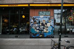 New York – Where to Eat