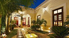 ⚜️ Terrazas mexicanas... Casa Lecanda Boutique Hotel - Merida - Mexico