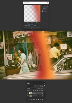 How to Easily Make Light Leaks in Photoshop — Medialoot Diego Sanchez, Gaussian Blur, Camera Raw, Light Leak, Text Effects, How To Make Light, Graphic Design Posters, Photoshop Actions, How To Relieve Stress