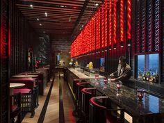 Conrad Beijing Hotel, China - Whisky Bridge