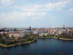 View of Christianhavn, Copenhagen. ©  Photo by Cbbyosoy