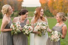 Flowers by sarah Matteson of Spruce Floral, Boston-Style Me Pretty