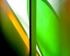 Gekleurde schaduw