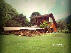 Restaurante campestre ubicado en Villarestrepo, vía al nevado del Tolima desde Ibagué.