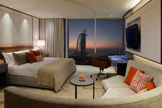 Jumeirah Beach Guestroom by Gettys