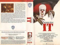IT, zo'n enge clown.... Brrr... Goeie film!