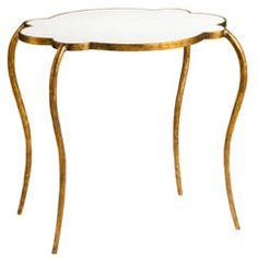 Flora Side Table CYAN03039