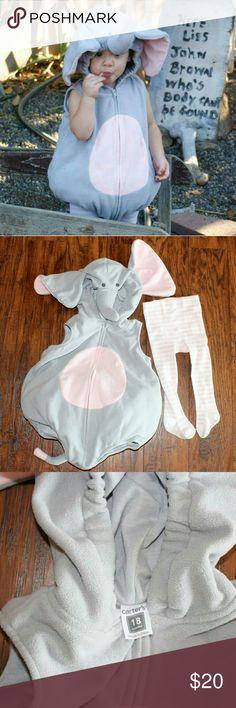 a4ea19e56 Baby Elephant Costume Carteru0027s   Pinterest   Baby Elephant Costume  Elephant Costumes And Smoke Free Sc 1 St Pinterest