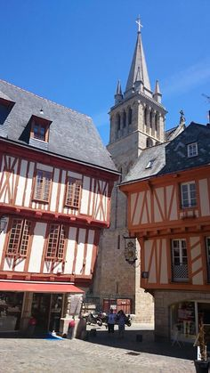 Vannes, Bretagne