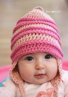 Crochet Edith Inspired Hat Pattern