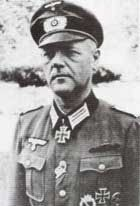 Generalmajor Hermann HARRENDORF  (18 May 1896 – 27 March 1966) captured by Allied troops in May 1945 and was held until 1948. Knight's Cross of the Iron Cross on 16 February 1942 as Hauptmann and commander of III./Infanterie-Regiment 469
