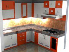 Gambar Kitchen Set 2017 Dapur Minimalis Idaman Kitchen Kitchen