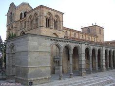 Basílica de San Vicente.
