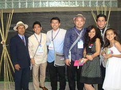 Delegados de Filipinas. Asamblea Internacional Quito-Ecuador 2015