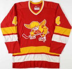 d97b4416b Minnesota Fighting Saints. Josh Spaete · Hockey Jerseys
