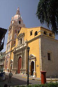 Roman Catholic cathedrals in South America Saint Katherine, Cathedral Basilica, Panama Canal, Caribbean Cruise, Roman Catholic, Tower Bridge, South America, Places To See, Trip Advisor
