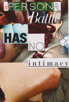 no intimacy    by Piia Myller