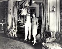 Mary Pickford and Douglas Fairbanks | Mary Pickford & Douglas Fairbanks