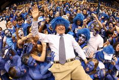 Dickie V ~ The 10 Best Cameron Crazies Chants
