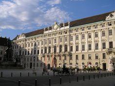 Vienna, la Hofburg