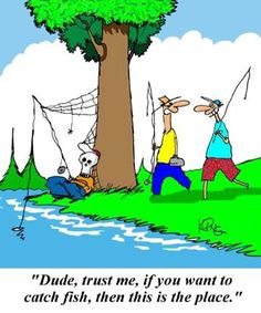 Check out more fishing humor at https://www.facebook.com/CatsandCarp http://bink-spoons.myshopify.com