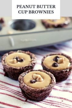 Ingredients 1 box of your favorite boxed brownie mix cup of peanut butter semi-sweet chocolate chips peanut butter morsal chips. Peanut Recipes, Brownie Recipes, Cupcake Recipes, Sweet Recipes, Baking Recipes, Cookie Recipes, Dessert Recipes, Cupcakes, Cake Mix Cookies