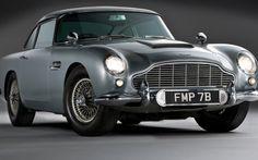 Aston Martin 1960 - O carro de James Bond