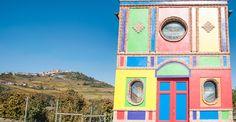 la Cappella di SS, Brunate, La Morra, Piedmont Italy