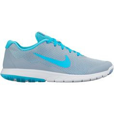Nike Womens Flex Experience Run 4 Running Shoes ($60) ❤ liked on Polyvore featuring shoes, athletic shoes, light weight shoes, nike, rubber sole shoes, nike shoes and lightweight shoes
