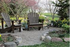 Image result for gravel garden ideas