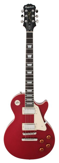 These les paul gibson guitars are really nice. Easy Guitar, Guitar Tips, Cool Guitar, Epiphone Les Paul, Les Paul Standard, Paul Reed Smith, Fender Vintage, Vintage Guitars, Gibson Les Paul