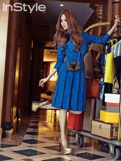 Girls' Generation Seohyun, Fashion Photo Shoot In Gold Heels http://www.kpopstarz.com/articles/105806/20140824/girls-generation-seohyun-fashion-photo-shoot-in-gold-heels.htm