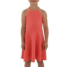 Sally Miller The Emily Dress in Coral