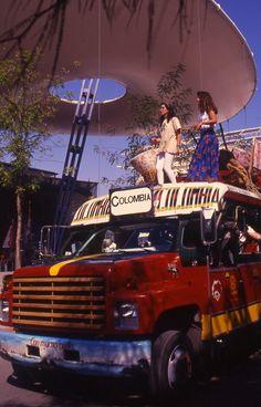 expo 1992, sevilla, spain - ©@gostinho