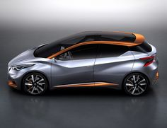 Nissan unveiled a glimpse of Sway concept hatchback at the Geneva Show 2015, giving you a hint of future generation of compact Nissan models.