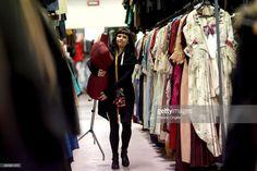 Dresses at the Tirelli deposit of Formello on February 20 2015 in... Foto di attualità | Getty Images