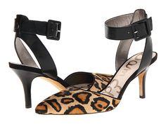 f20b85e38 Sam Edelman Okala Leopard shoes 2 1 2 inch heels - heard wonderful things  about