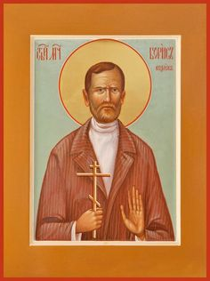 St. Boris Kozlov Orthodox icon