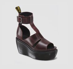 d5144a3dca62 BESSIE ANKLE STRAP SANDAL OXBLOOD  169.99 on sale at doc martin canada for  100 if anyone