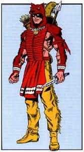 Resultado de imagen de american natives comic art