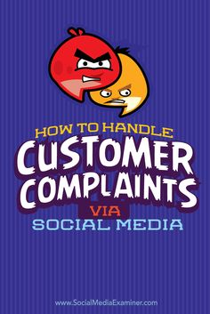 Are your customers leaving negative comments on social media? Responding quickly and appropriately to negative social comments can help you increase customer loyalty and retention. In this article you'll find out how to deal with negative comments on social media. Via @smexaminer.