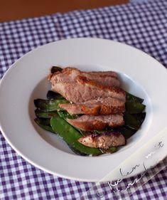 Kochen mit Herzchen - ♥ Mein Koch-Tagebuch mit viel Herz ♥: Menü - 4. Gang