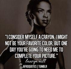 words, life, truth, Lauryn Hill