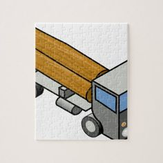 #wood - #Wood Delivery Jigsaw Puzzle