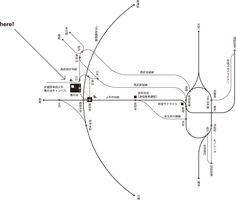 地図 … – Maps from everywhere Signage Design, Map Design, Graphic Design, Information Design, Information Graphics, Architecture Graphics, Architecture Plan, Draw Diagram, Map Background