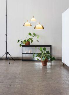 Innolux Kuplat pendant lamp from Yki Nummi.