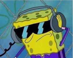 "People Are Loving This Dude's ""Sexy"" Remix Of The ""Spongebob Squarepants"" Theme Spongebob Faces, Spongebob Cartoon, Spongebob Drawings, Funny Spongebob Memes, Cute Cartoon, Spongebob Dancing, Wallpaper Iphone Cute, Cartoon Wallpaper, Cute Wallpapers"